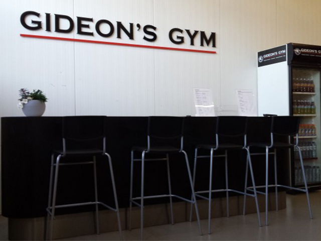 Freesletters Gideon's Gym
